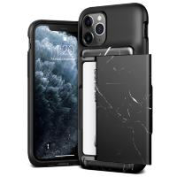 Чехол VRS Design Damda Glide Shield lля iPhone 11 Pro MAX Black Marble