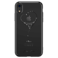Чехол Kingxbar Wish для iPhone XR Black Frame