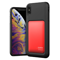 Чехол VRS Design Damda High Pro Shield для iPhone XS MAX Deep Red