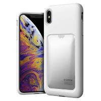 Чехол VRS Design Damda High Pro Shield для iPhone XS MAX White Edition