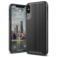 Чехол Caseology Wavelength для iPhone XS Max Чёрный